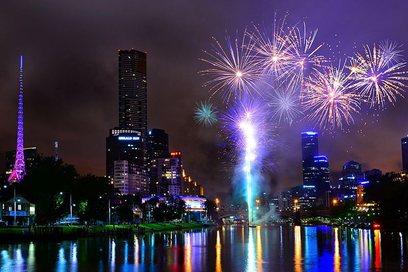 Melbourne New Years Eve Terror Attack Thwarted, Suspect Arrested 1