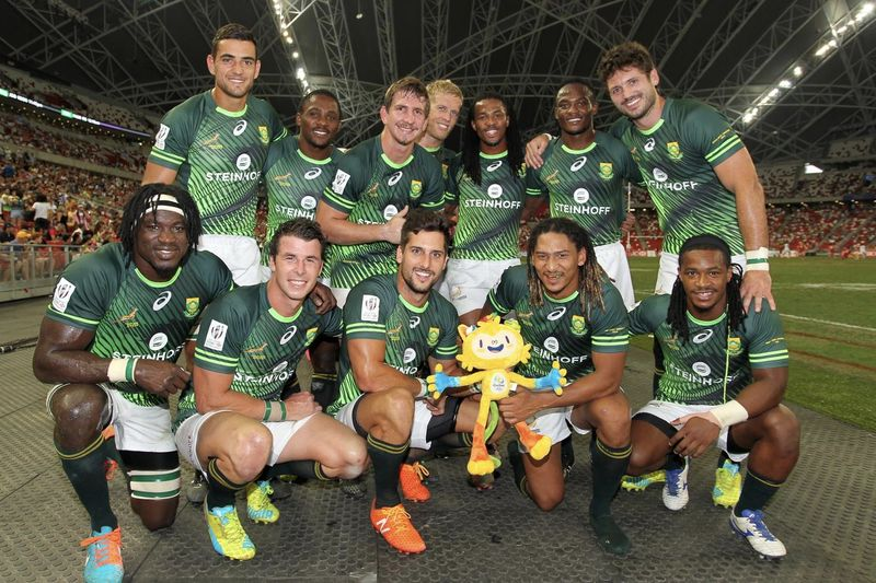 Cape Town Looks To Save Water At Sevens 1