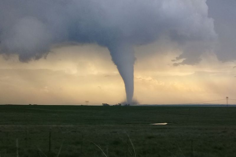 Video: Tornado Tears Through Vaal Marina – Over 30 Injured And 300 Affected 1