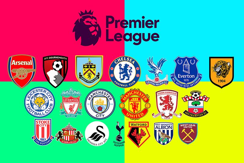 Interactive: Which Premier League Clubs Are Most Popular Worldwide? 1