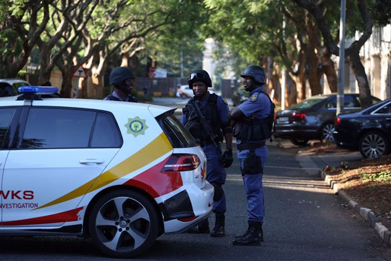 Video: Gupta And Colleagues Arrested After Raid 1