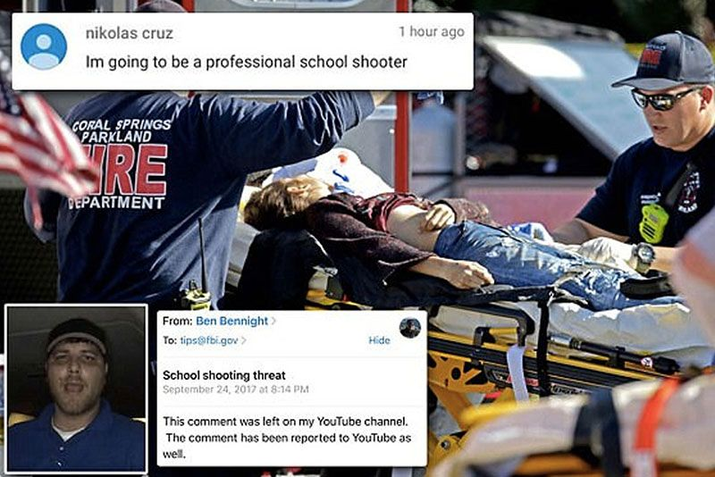 Video: Confession From Nikolas Cruz To The Florida Shooting 1