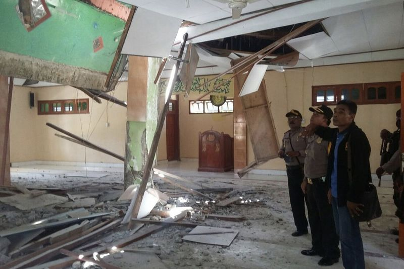 Papua New Guinea: Deathly Earthquake Flattens Villages 1