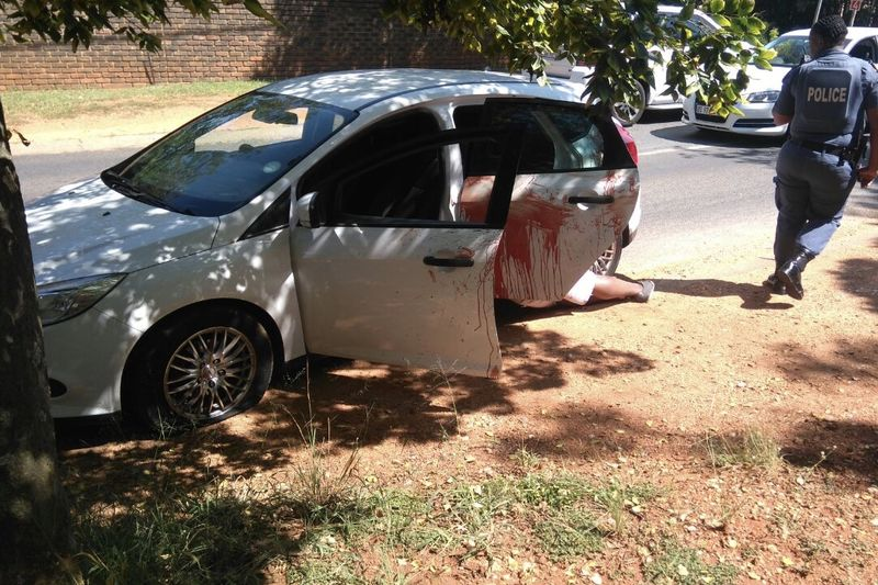 Video: Failed Cash-in-transit Heist Leads To Shoot Out 1