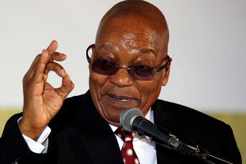Video: Zuma Will Face Charges Of Fraud, Corruption And Money Laundering 1