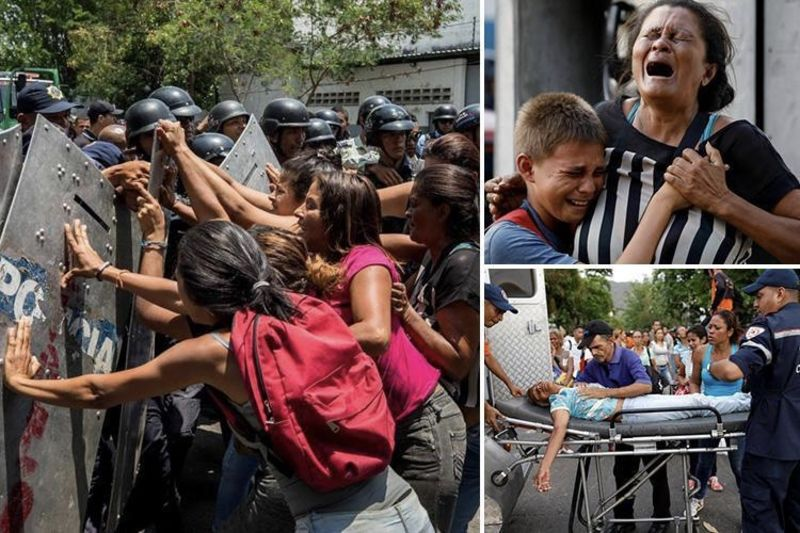 Jailbreak Attempt In Venezuela Sparks Blaze, 68 Dead 1