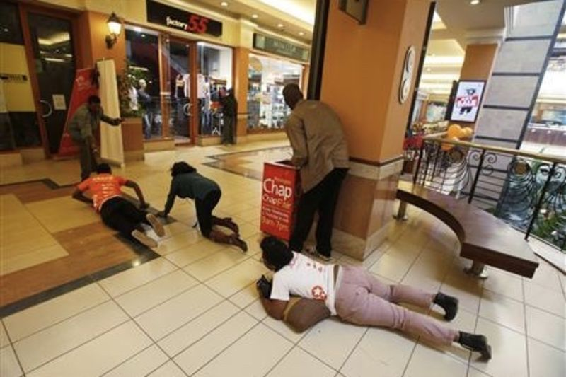 Escaped Murderers Spark Shoot Out In East Rand Mall, Killing A Woman 1