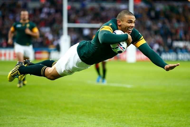 Video: Say Farewell As Springbok Legend Brian Habana Retires 1