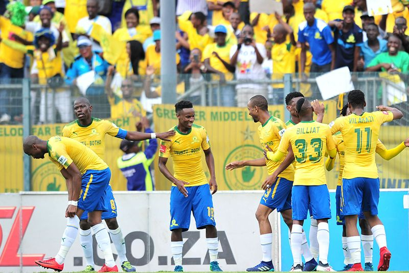 Video: Mamelodi Sundowns Win The Absa Premiership 1