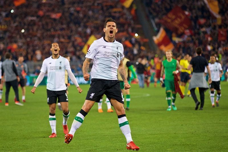 Liverpool Will Meet Madrid In The Champions League Final After Beating Roma 7-6 On Aggregate 1