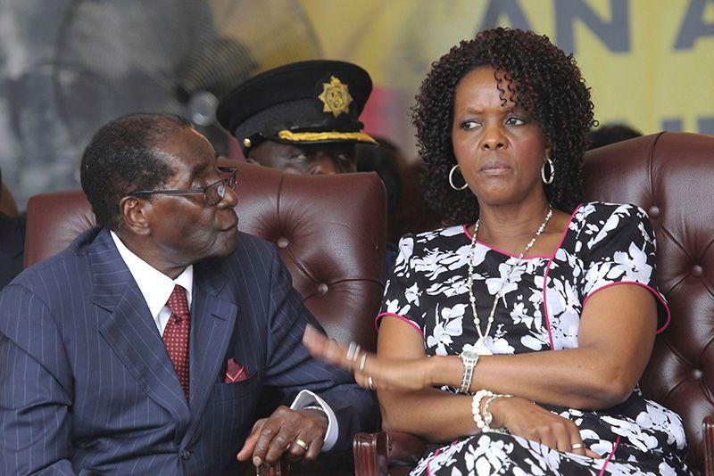 Immunity For Grace Mugabe
