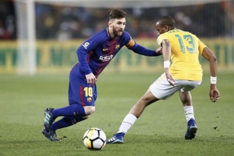 Mamelodi Sundowns Told To Go Gently On Barcelona 1