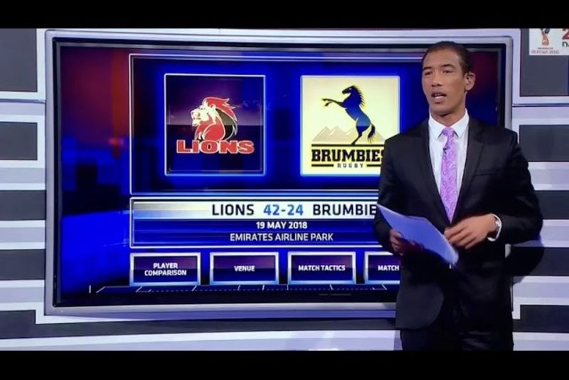 Video: Ashwin Willemse Storms Off Supersport Set After Racist Comments On Live Tv 1