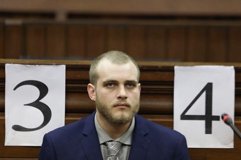 Henri Van Breda Found Guilty Of Murder 1
