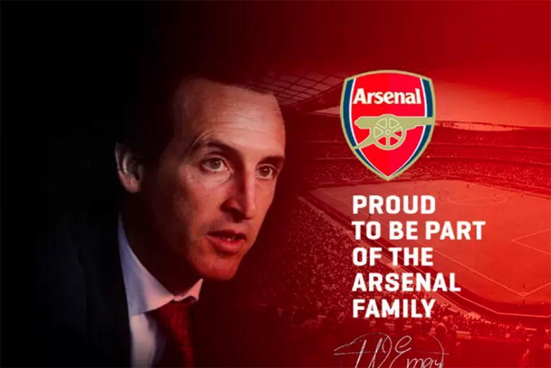 Video: Unai Emery Announced As Arsenal Coach 1