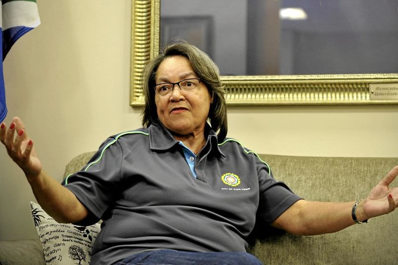 De Lille Battles The Da In Court For The Second Time, Labelling Her Axing As An Over Reaction 1