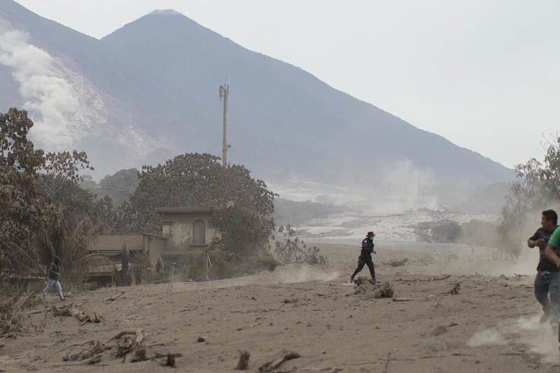 Video: 69 Dead So Far From Guatemala