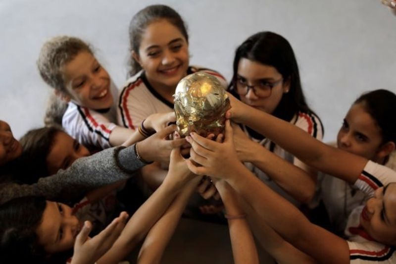 Video: 2026 Fifa World Cup To Be Held In Three North American Countries 1