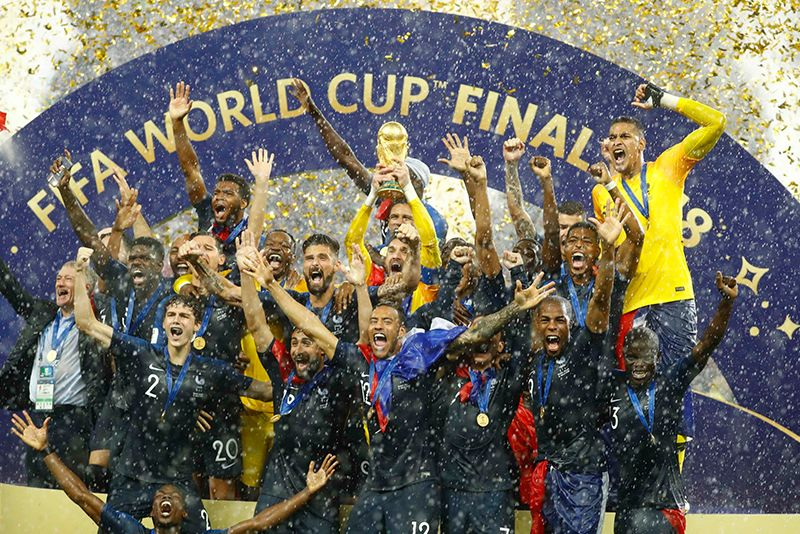 World Cup 2018: France Beat Croatia In An Enthralling Final Of An Incredible Competition 1