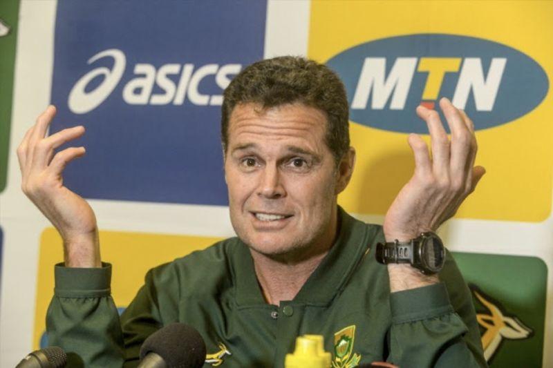 Springboks Captain Rassie Erasmus to Counter Slow Starts 1