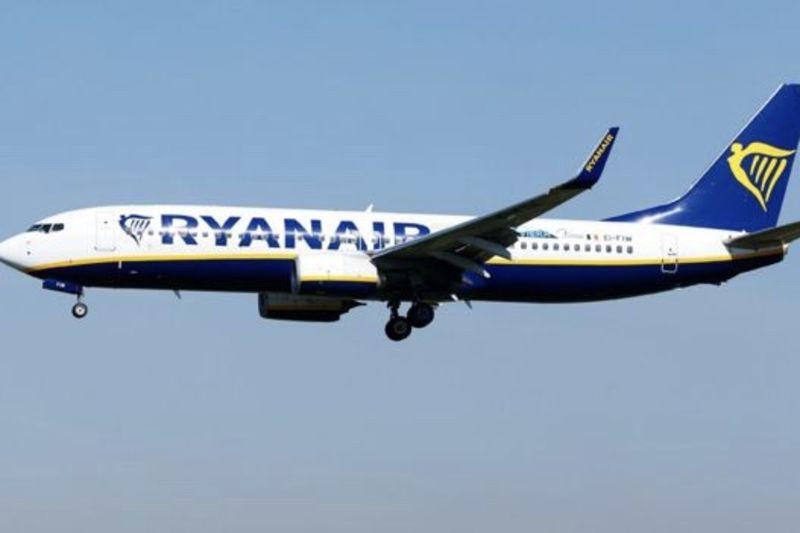 Racial Abuse On Ryanair Flight 1
