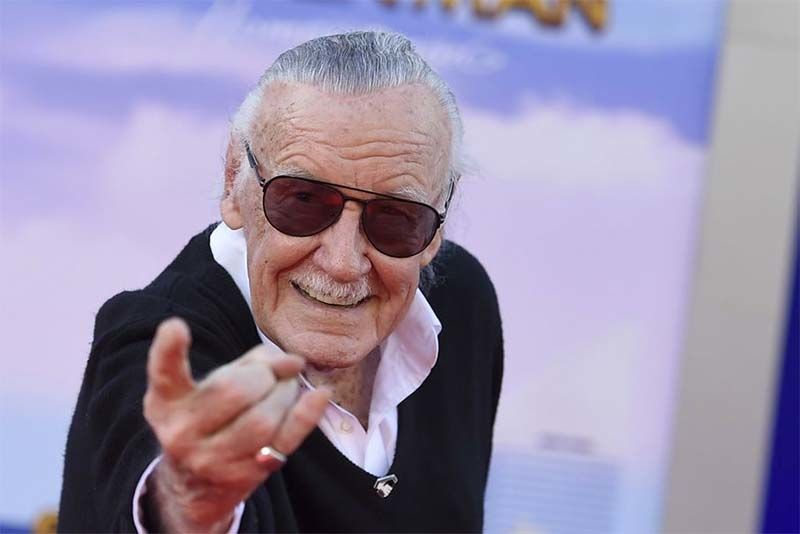 news,superhero,Captain America,Iron Man,Incredible Hulk,superman,aged 95,co-creator,Marvel Comics,Stan Lee dies,