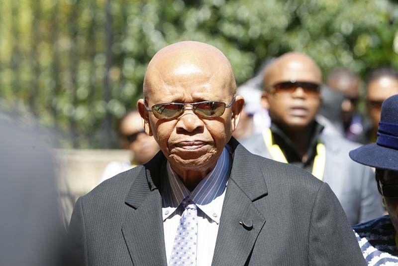 Mendi Msimang, Former ANC Treasurer, Has Passed Away 1