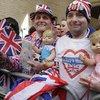 Royal baby,Duke and Duchess of Cambridge,St Mary
