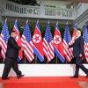 Trump And Kim: Us And North Korean Leaders Make History 6