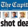 Gunman kills five staff at US newspaper The Capital